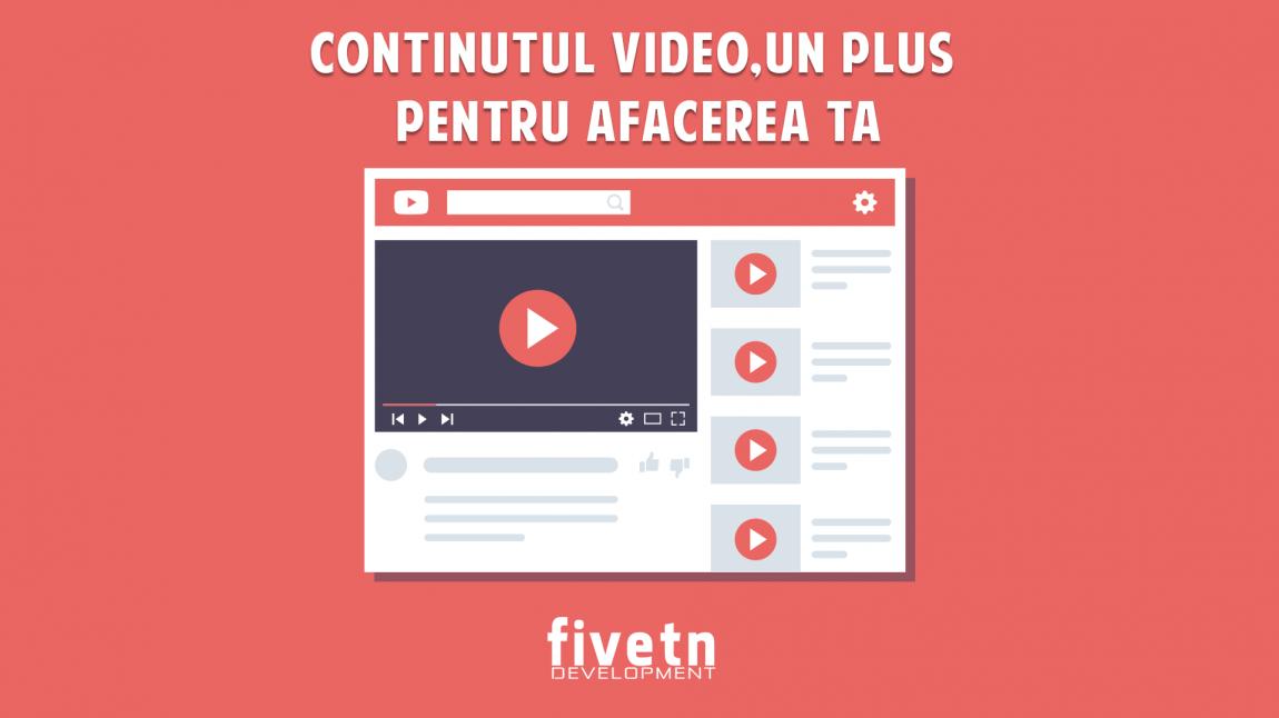 conținutul video